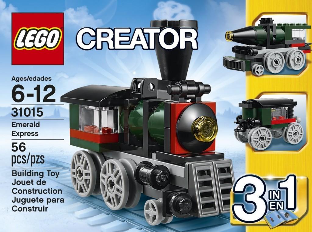LEGO Creator Emerald Express