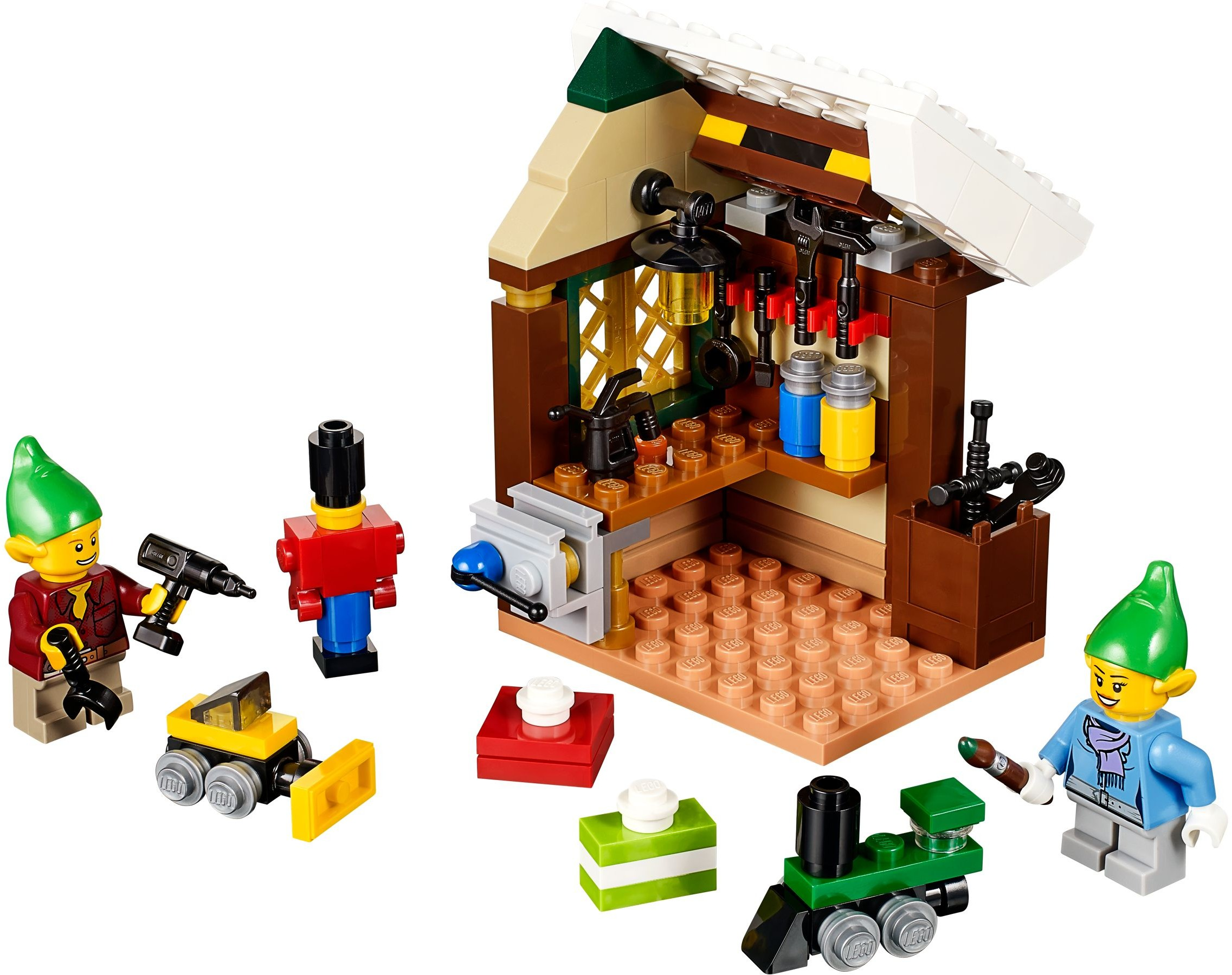 LEGO Toy Workshop 40106