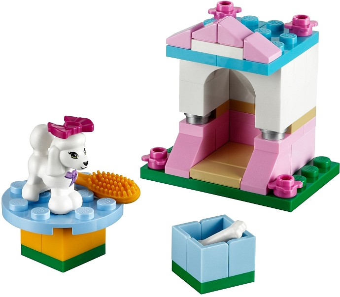 LEGO Friends Animal Series 2 Poodle's Palace on eBay