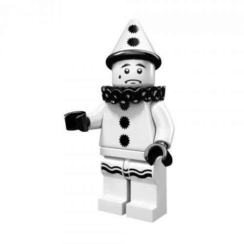 LEGO Series 10 Minifigure Sad Clown for sale on eBay