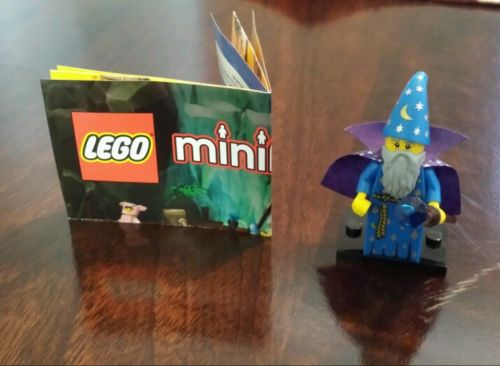 LEGO Series 12 Minifigure Wizard on eBay