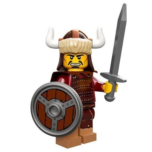 LEGO Minifigure Series 12 Hun Warrior