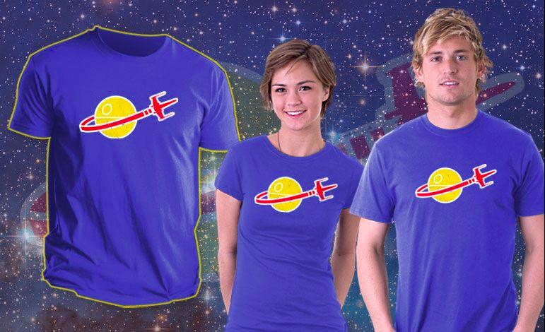 TeeFury Starfighter! Starfighter! Starfighter! LEGO T-shirt