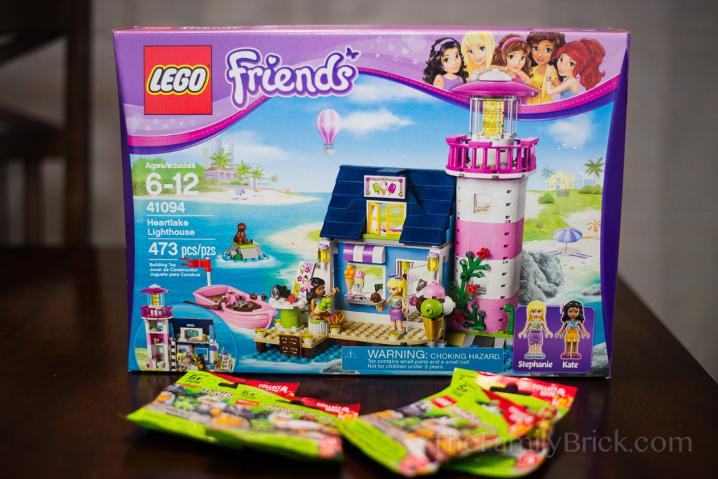LEGO Friends Heartlake Lighthouse  (41094)