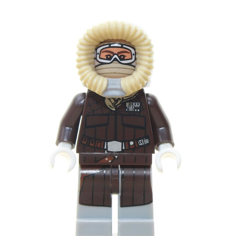 LEGO Han Solo (Hoth) Exclusive Minifigure Polybag