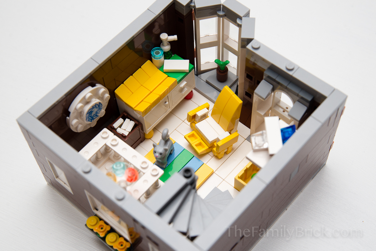 How To Build A Lego Baby Room