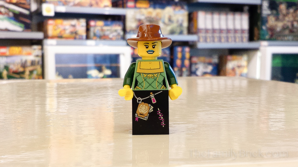LEGO Minifigure Bar Elements March 2015