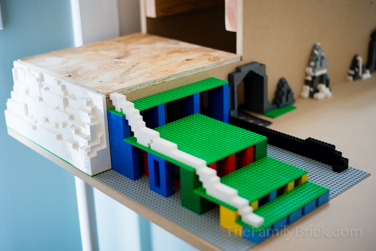 How do you like our idea for our LEGO winter village? What would you ...