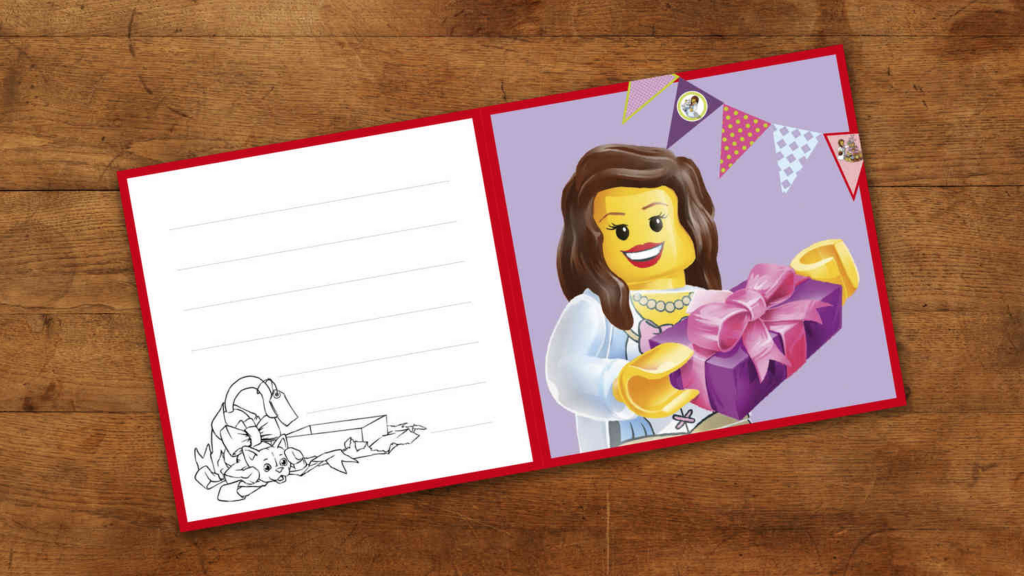LEGO_Birthday_card_Princess