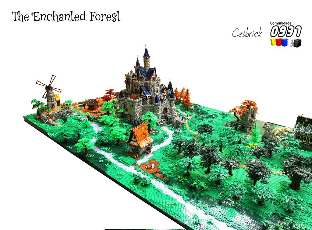 LEGO_Enchanted_Forest_MOC_3