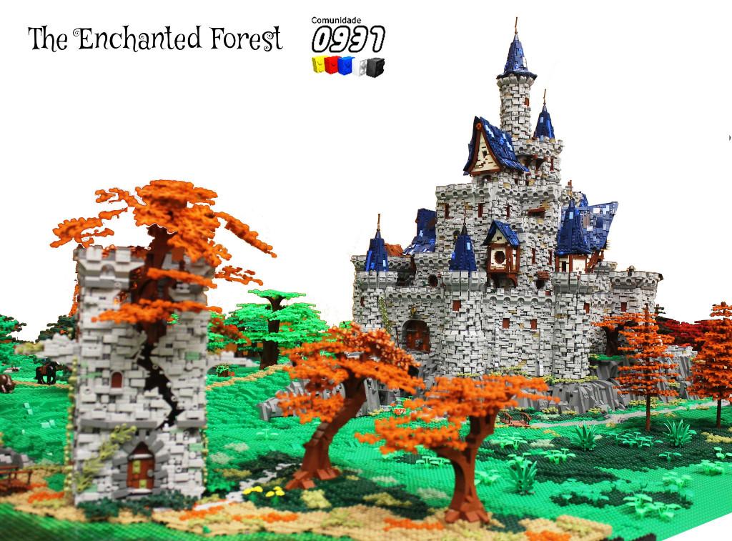 LEGO_Enchanted_Forest_MOC_6
