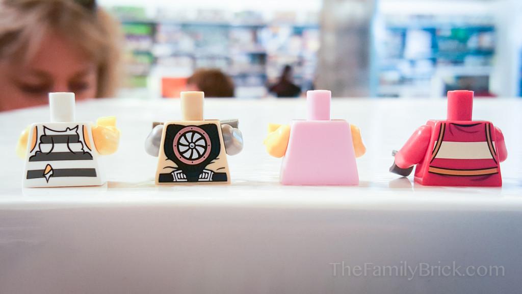 LEGO Build-a-Minifigure Bar-170150