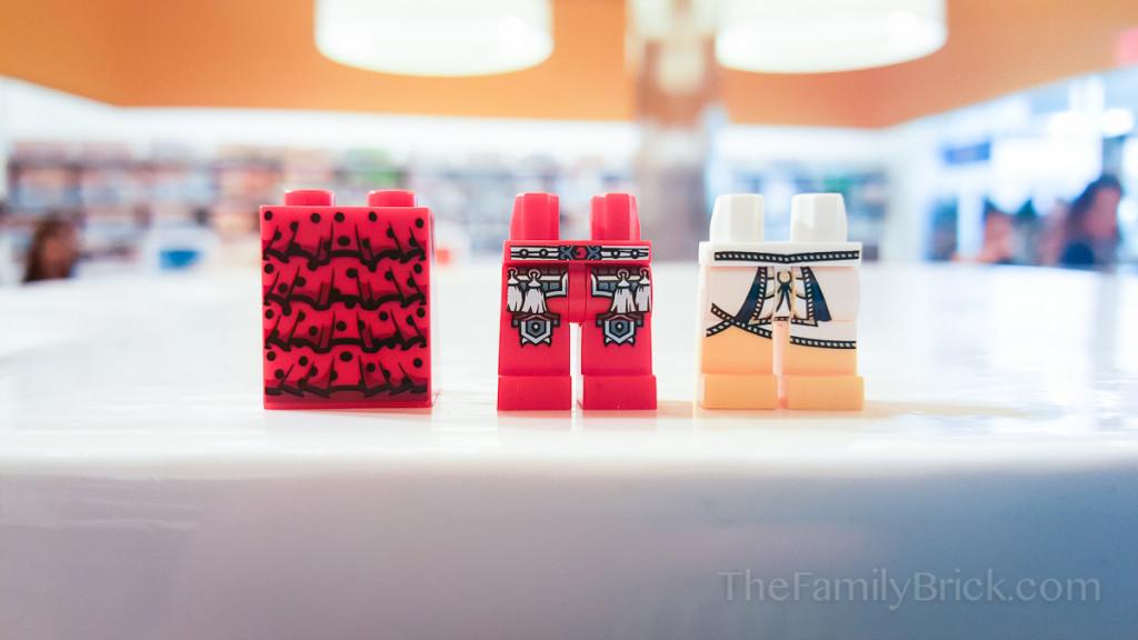 LEGO Build-a-Minifigure Bar-170244