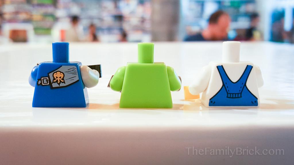 LEGO Build-a-Minifigure Bar-170542
