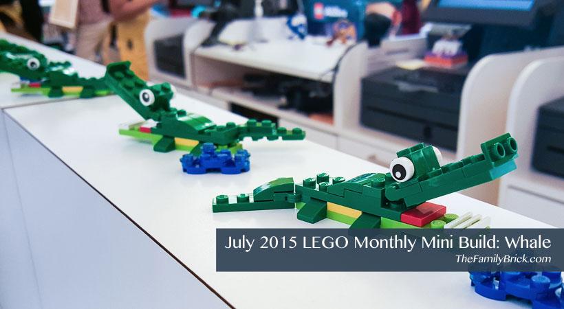 Lego Pick A Models On Pick A Brick Wall July 2015 The Family Brick
