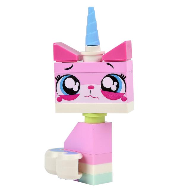 Lego Movie Unikitty Sad
