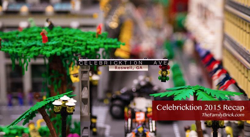 Celebricktion 2014 Recap