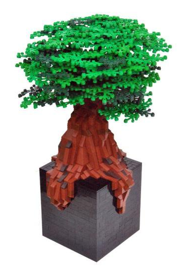 LEGO Tree by Brucey-Wan on ReBrick