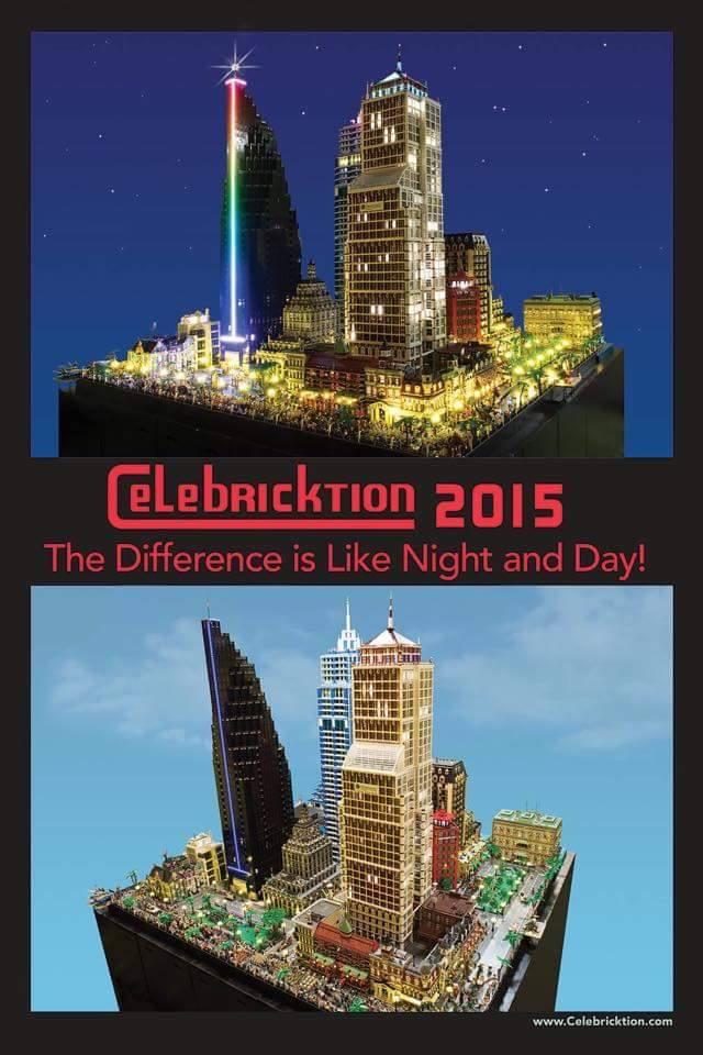 Celebricktion 2015 poster