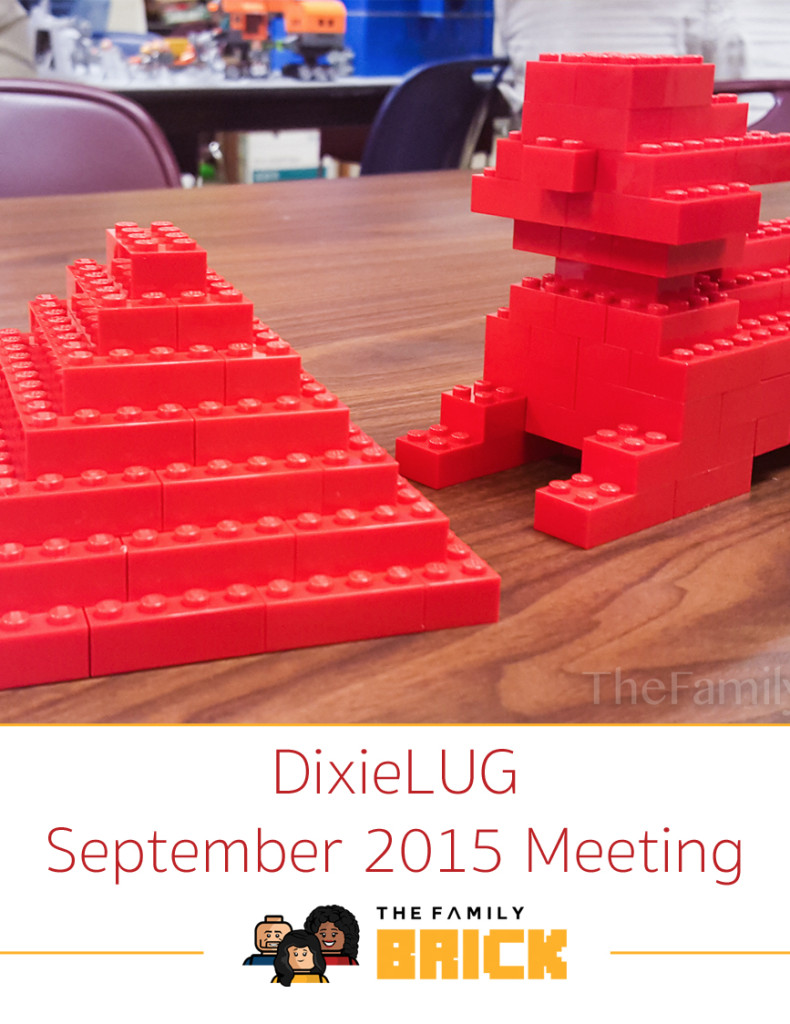 DixieLUG September 2015 Meeting