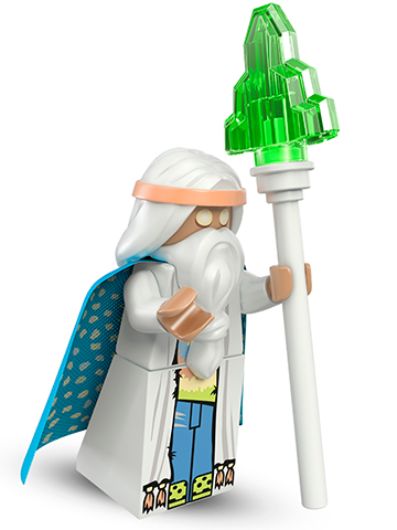 LEGO Movie Vitruvius Costume