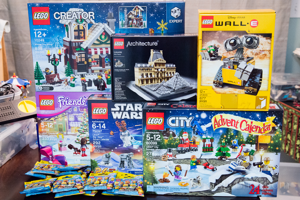 Our LEGO VIP Double Points Purchase