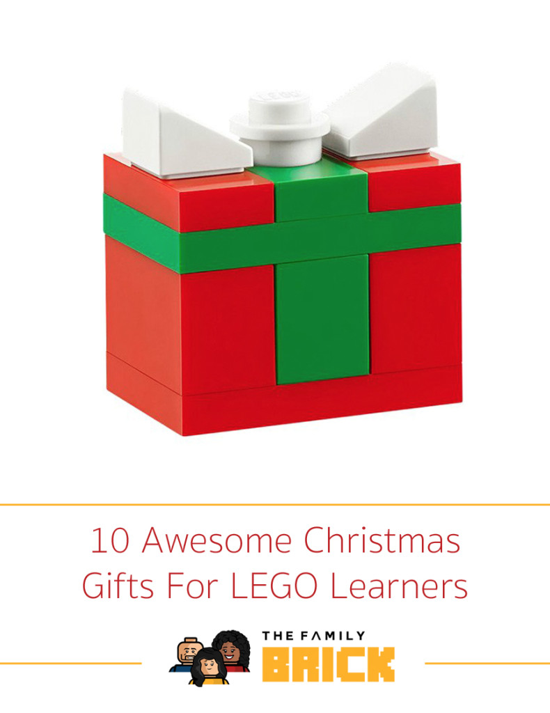 10 Awesome Gifts For LEGO Learners