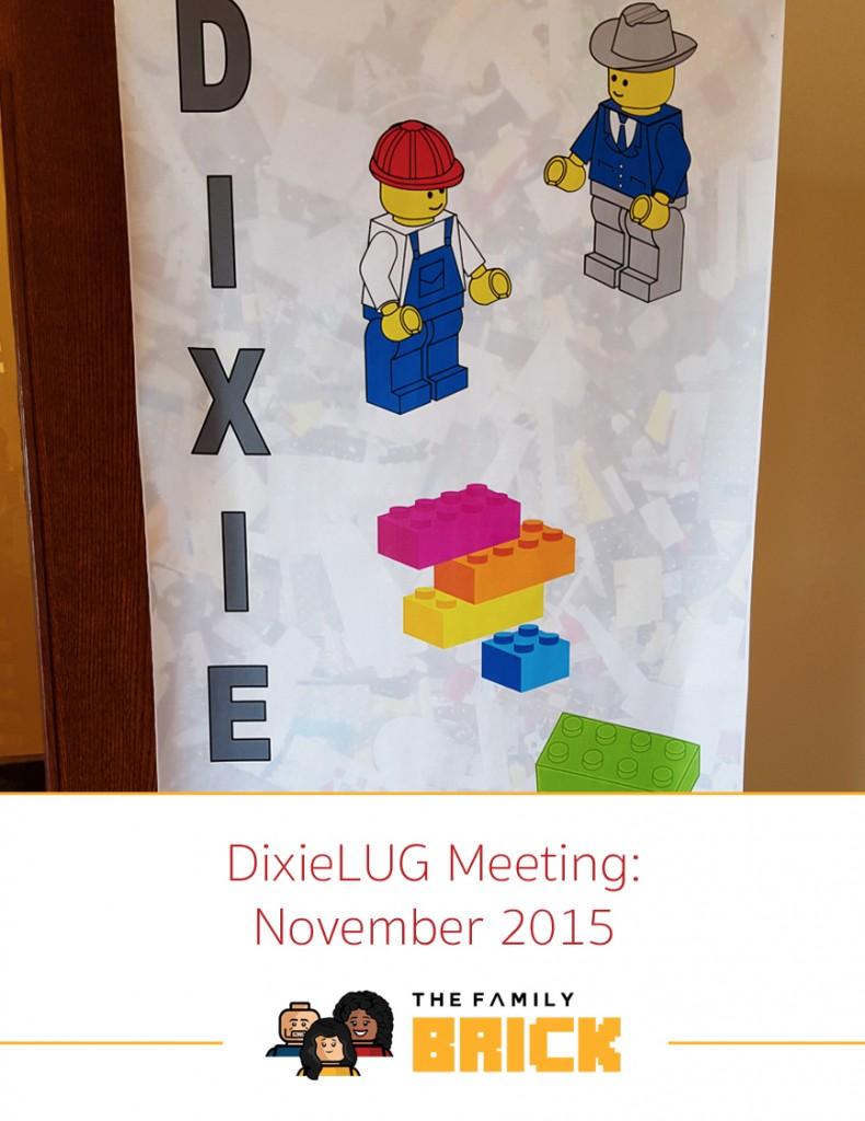 DixieLUG Meeting November 2015