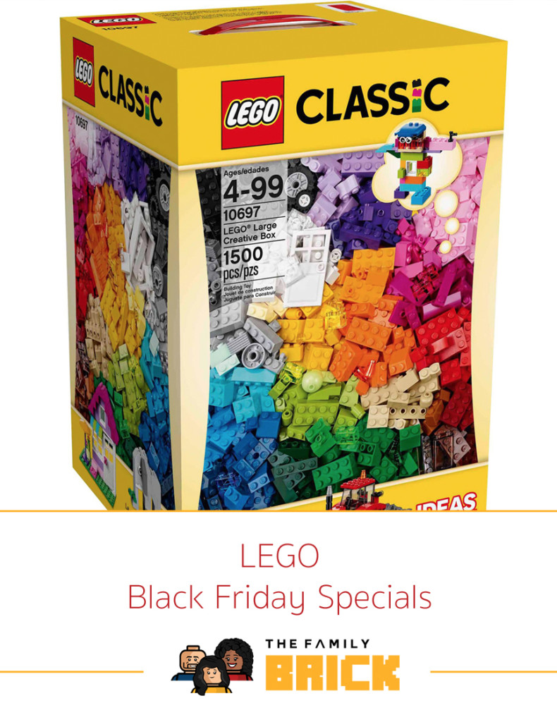 LEGO Black Friday Specials