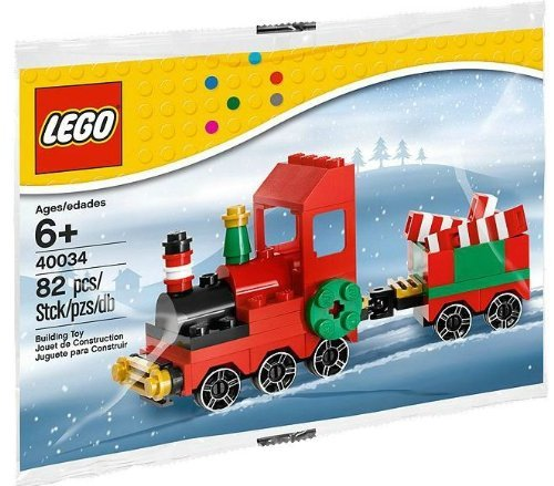 LEGO Christmas Train 40034