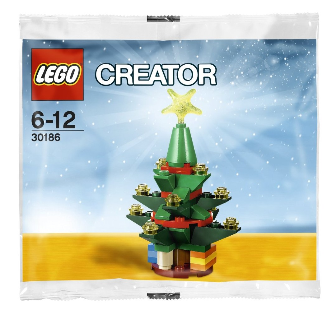 LEGO Christmas Tree 30186