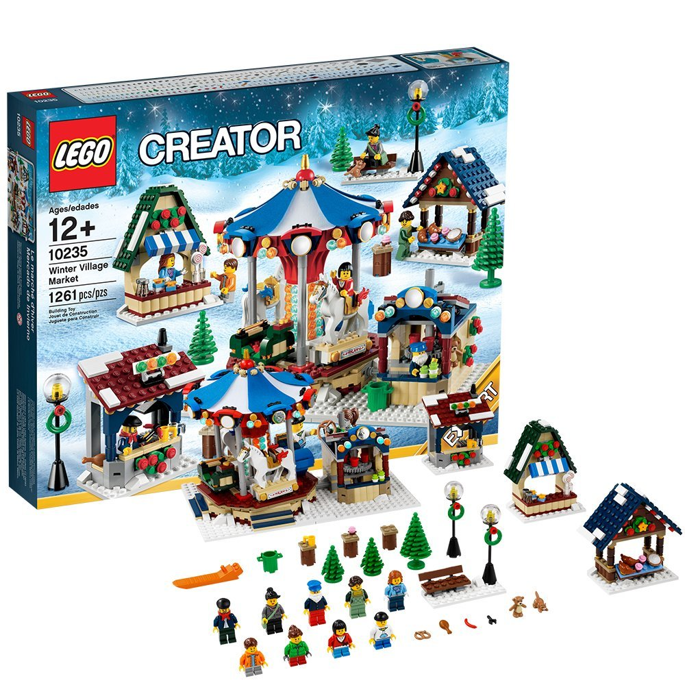 the ultimate list of lego holiday sets part 1 the. Black Bedroom Furniture Sets. Home Design Ideas