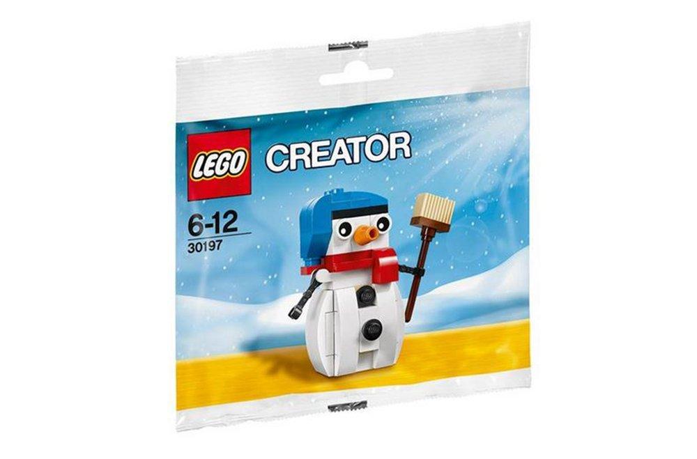 LEGO Creator Snowman Polybag 30197