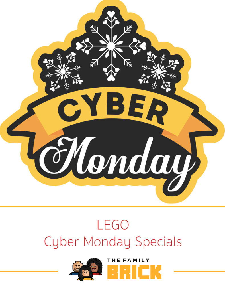 LEGO Cyber Monday Specials