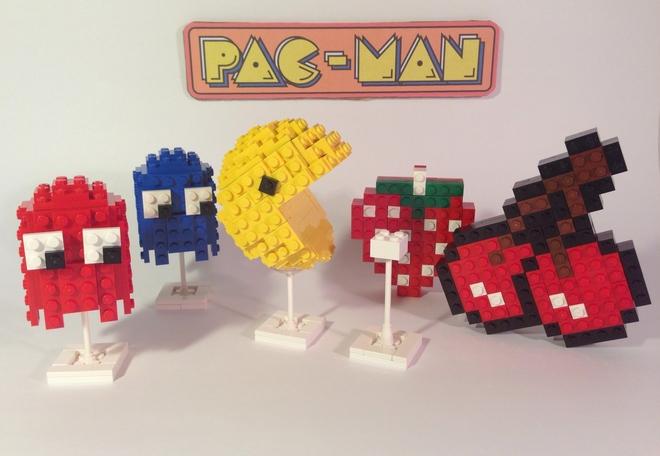 LEGO Ideas Pac-Man