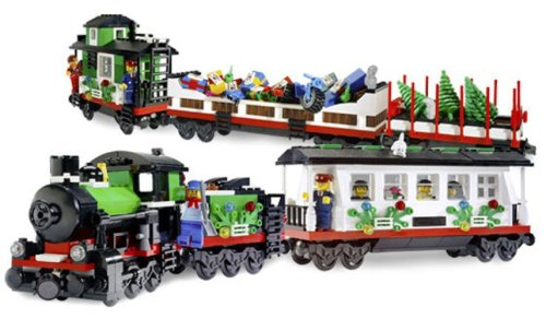 LEGO Make & Create Holiday Train