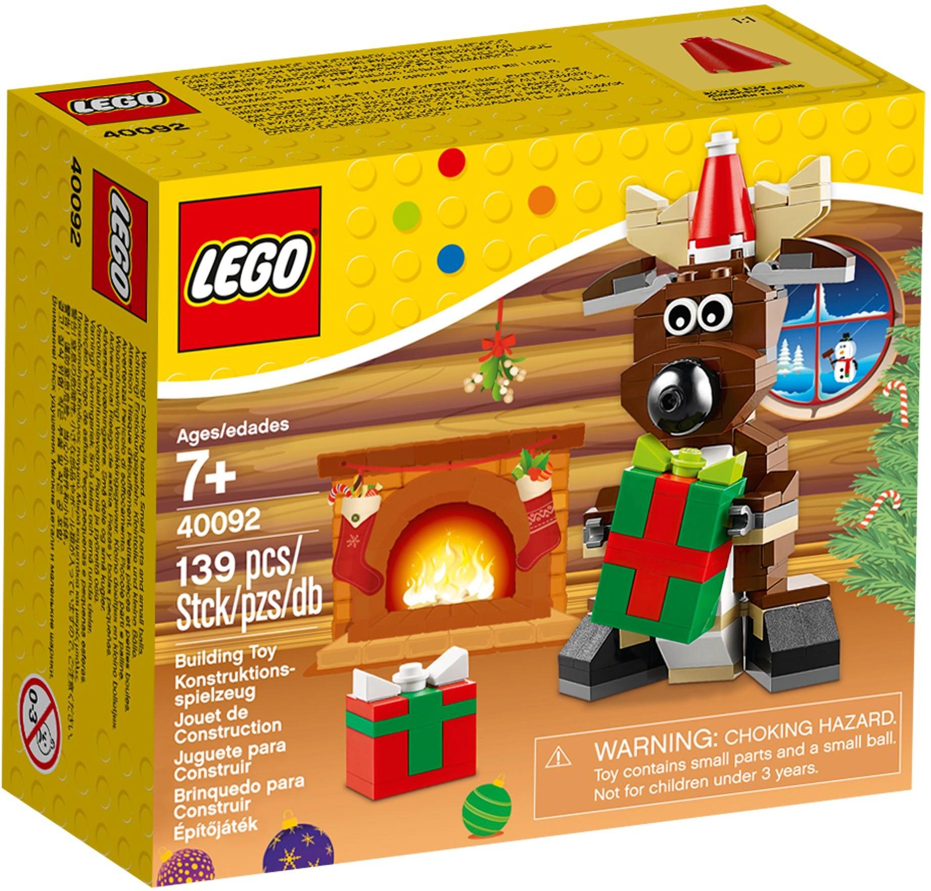 LEGO Reindeer 40092