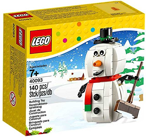 LEGO Snowman 40093