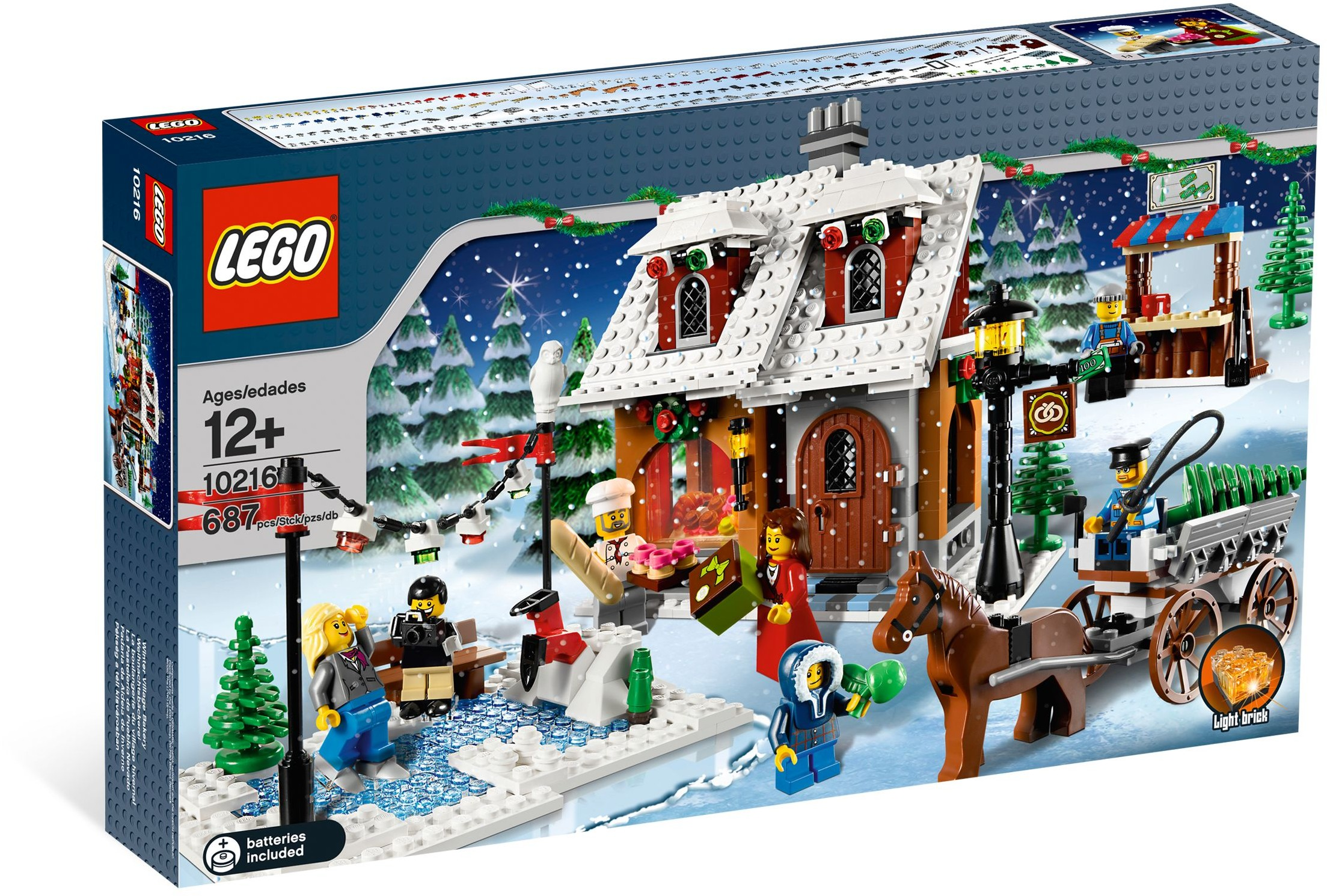 The Ultimate List of LEGO Holiday Sets - Part 1 - The Family Brick