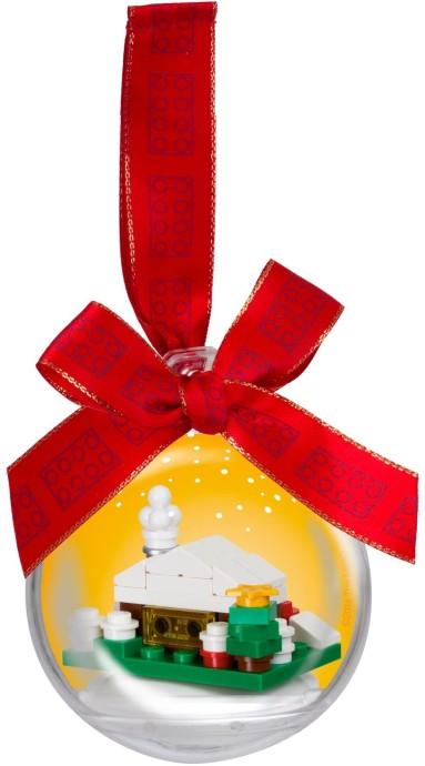 Christmas Snow Hut Ornament 850949
