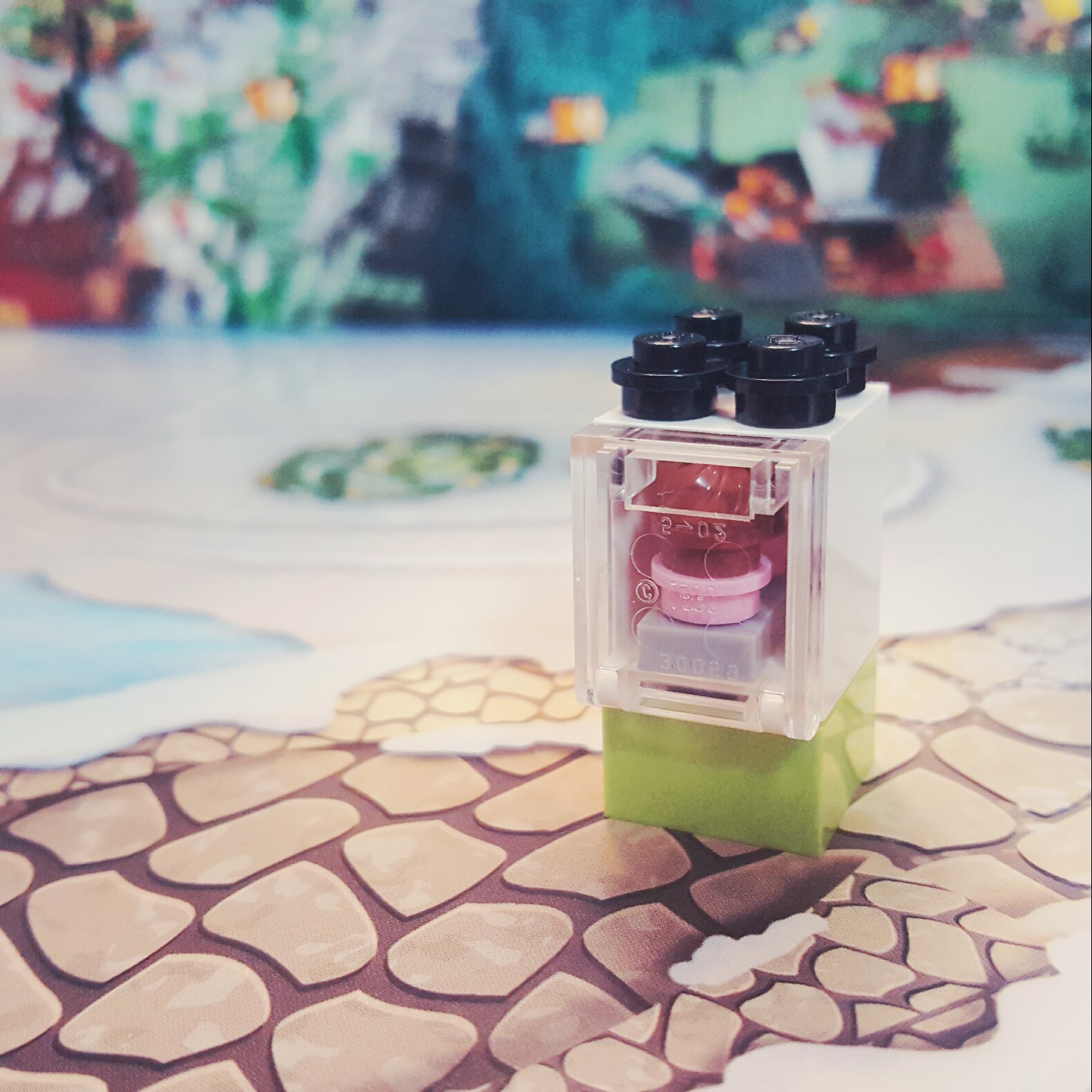 """""""Smells good!"""" - Day 14 Cupcake Oven from LEGO Friends Advent Calendar"""