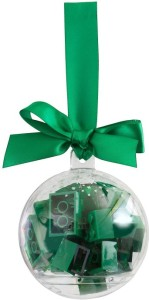 LEGO Holiday Bauble with Green Bricks 853346