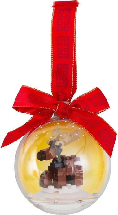 LEGO Reindeer Holiday Bauble 850852