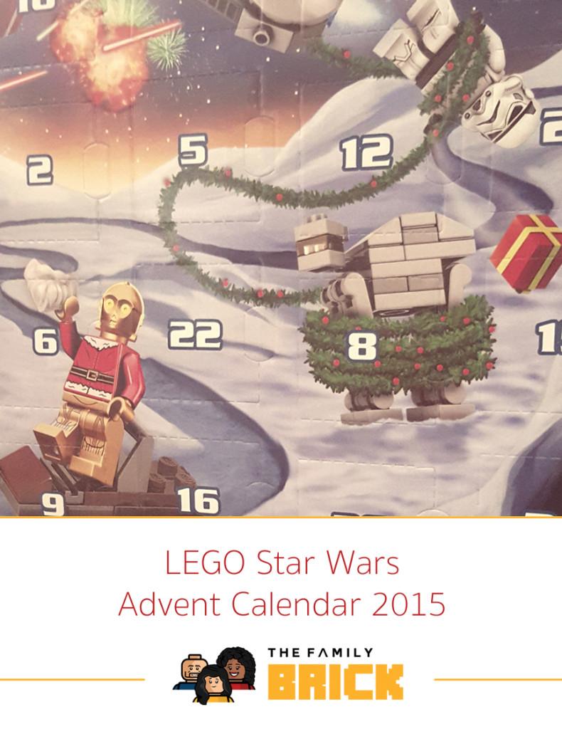 LEGO Star Wars Advent Calendar 2015
