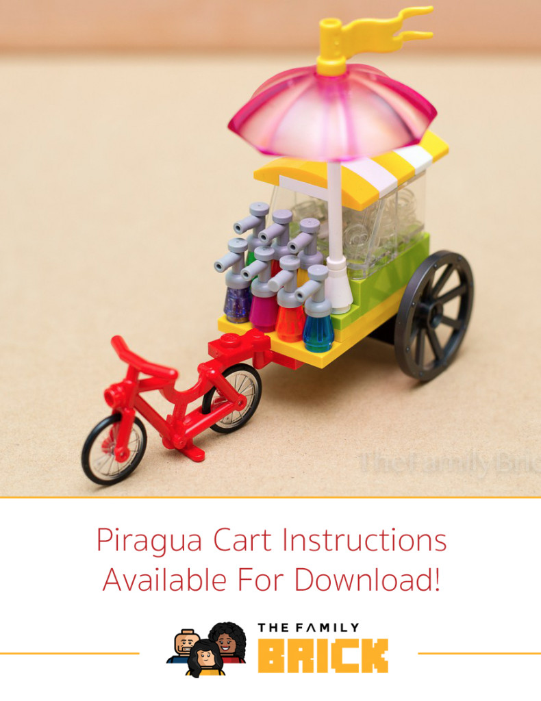 Piragua Cart Instructions Available For Download!