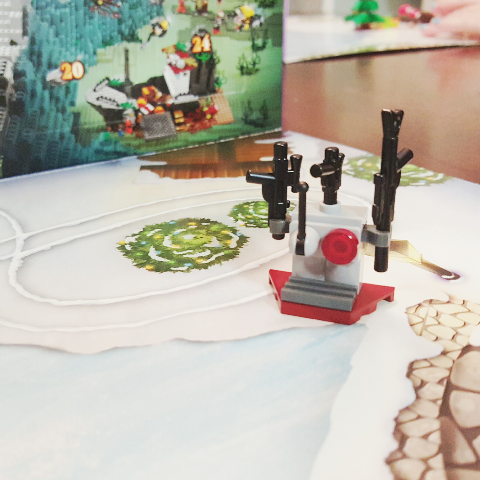 Day 12 Blaster Pack from LEGO Star Wars Advent Calendar