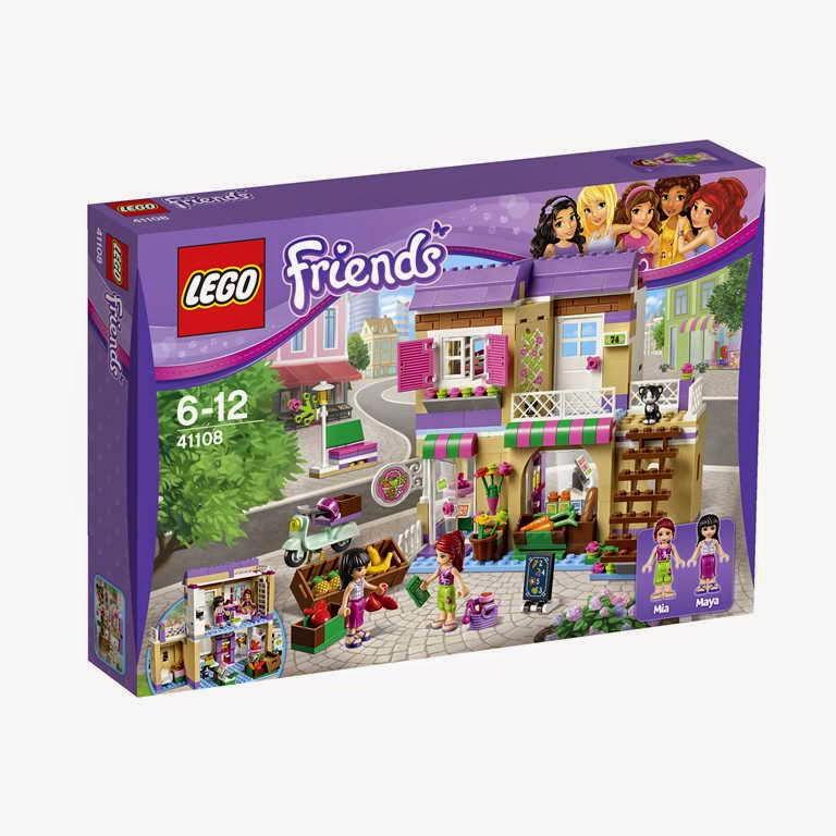 LEGO Friends Heartlake Food Market 41108
