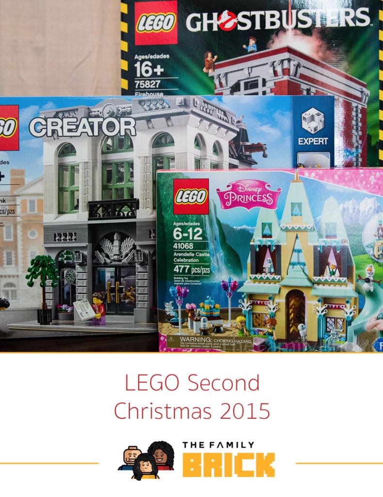 LEGO Second Christmas 2015