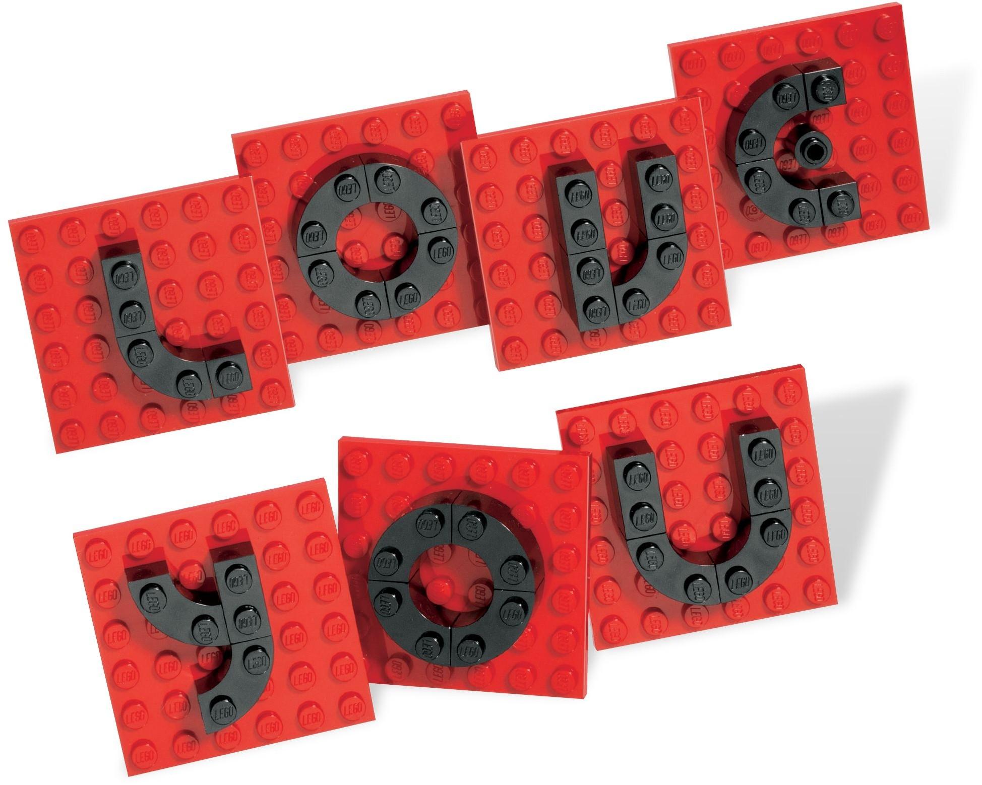 LEGO Valentine Letter Set 40016