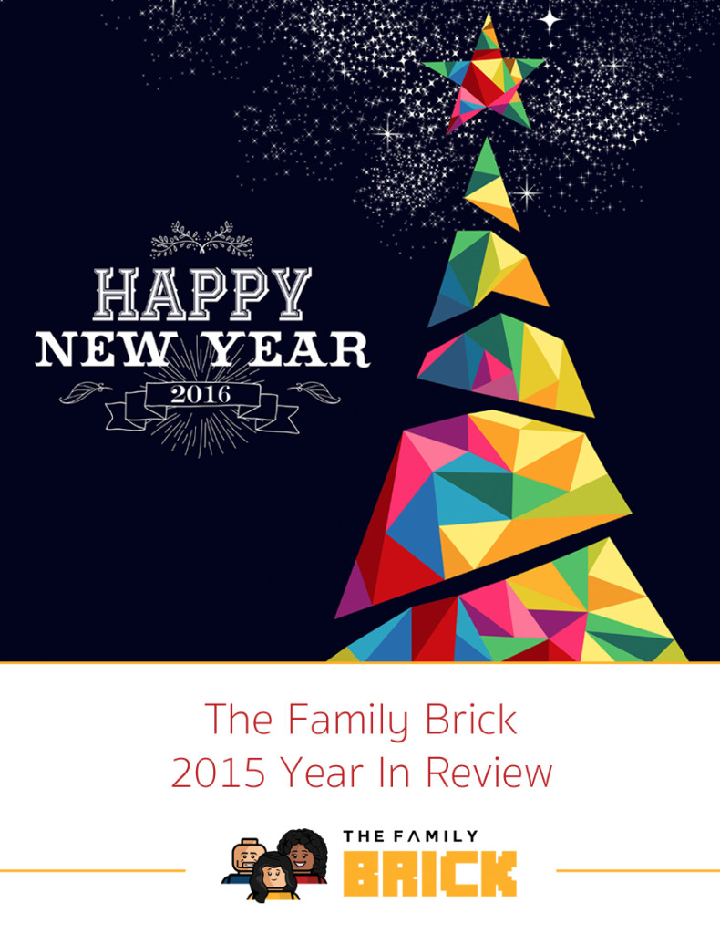 The Family Brick 2015 Year In Review